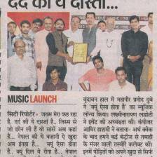 Amir Hashmi Kyu Aisa Hota Hai Song Dainik Bhaskar Tribue for Nepal Earthquake Song