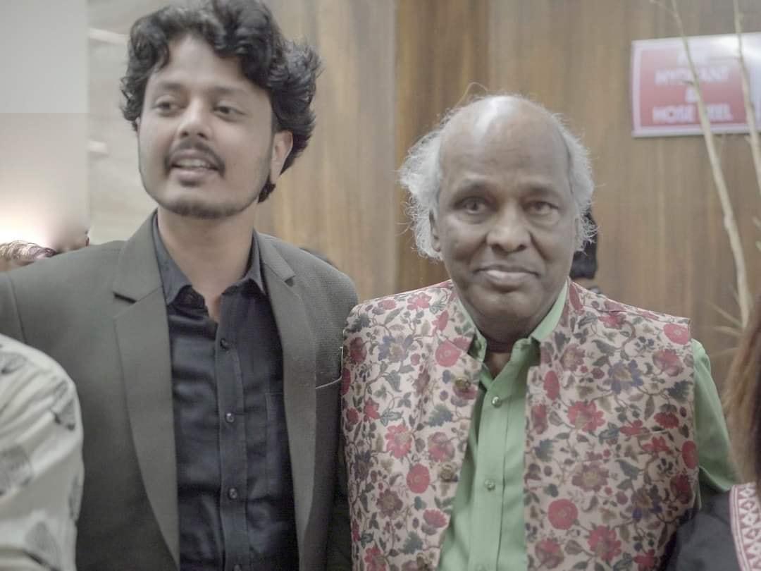 Rahat Indori rare Amir Hashmi