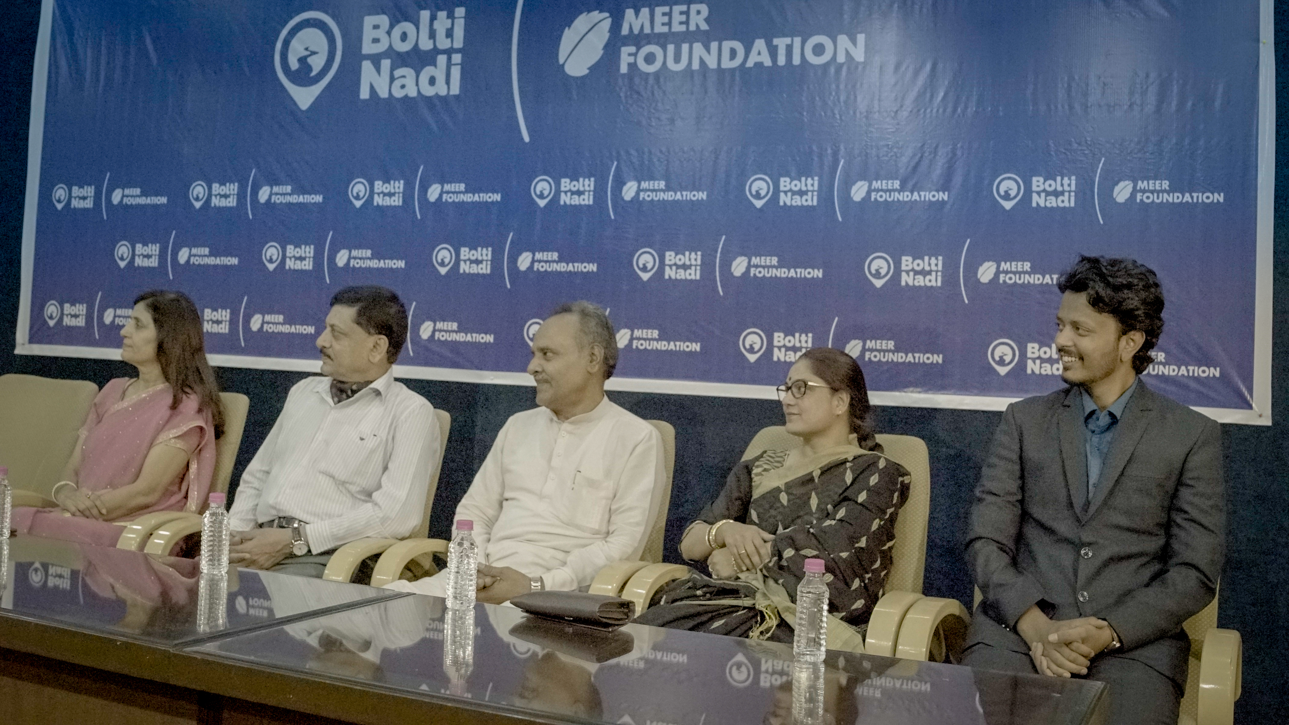 Meer Foundation's Bolti Nadi Conclave 2019 Kavi Meer Ali Meer
