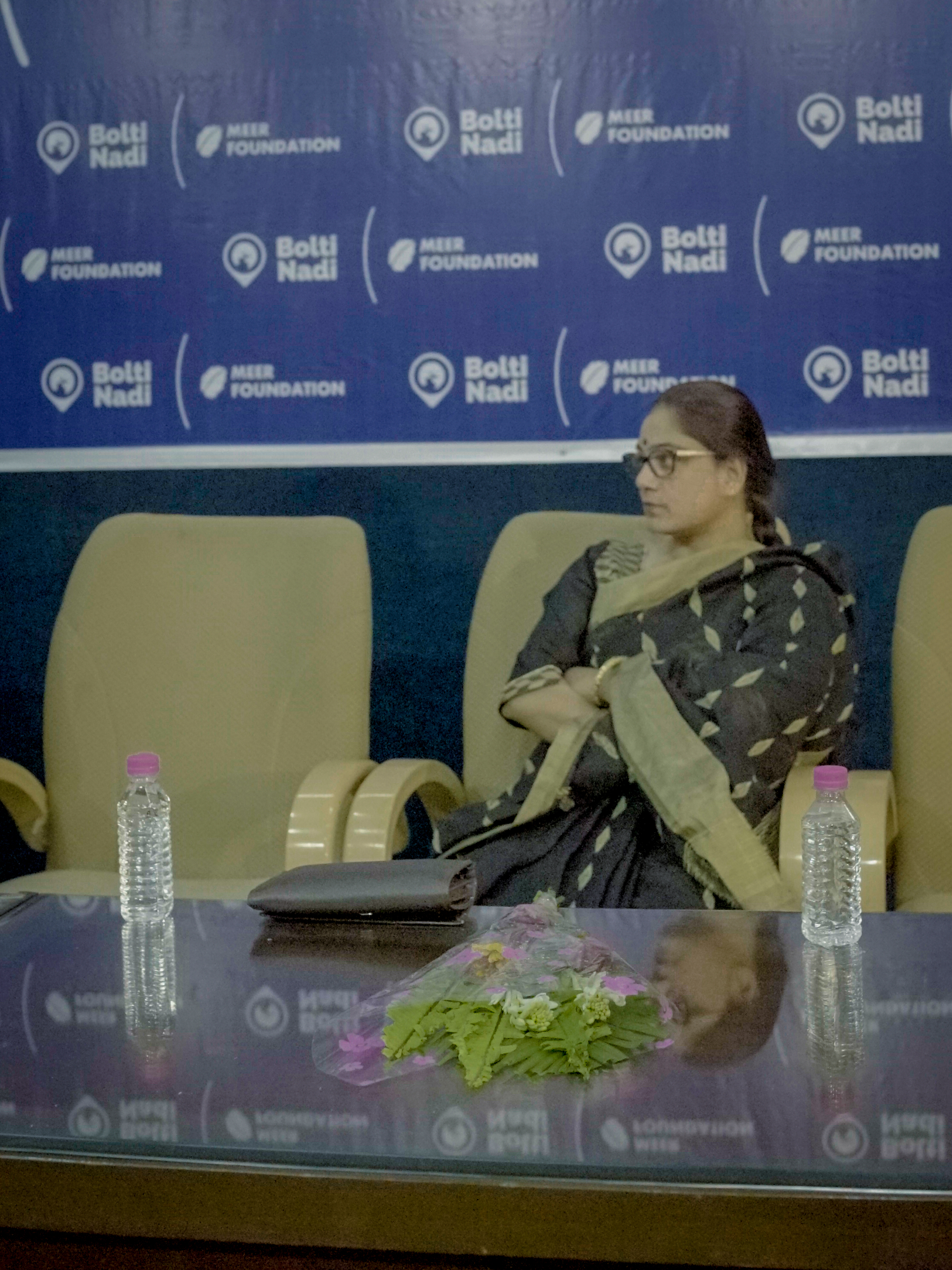 Meer Foundation's Bolti Nadi Conclave 2019