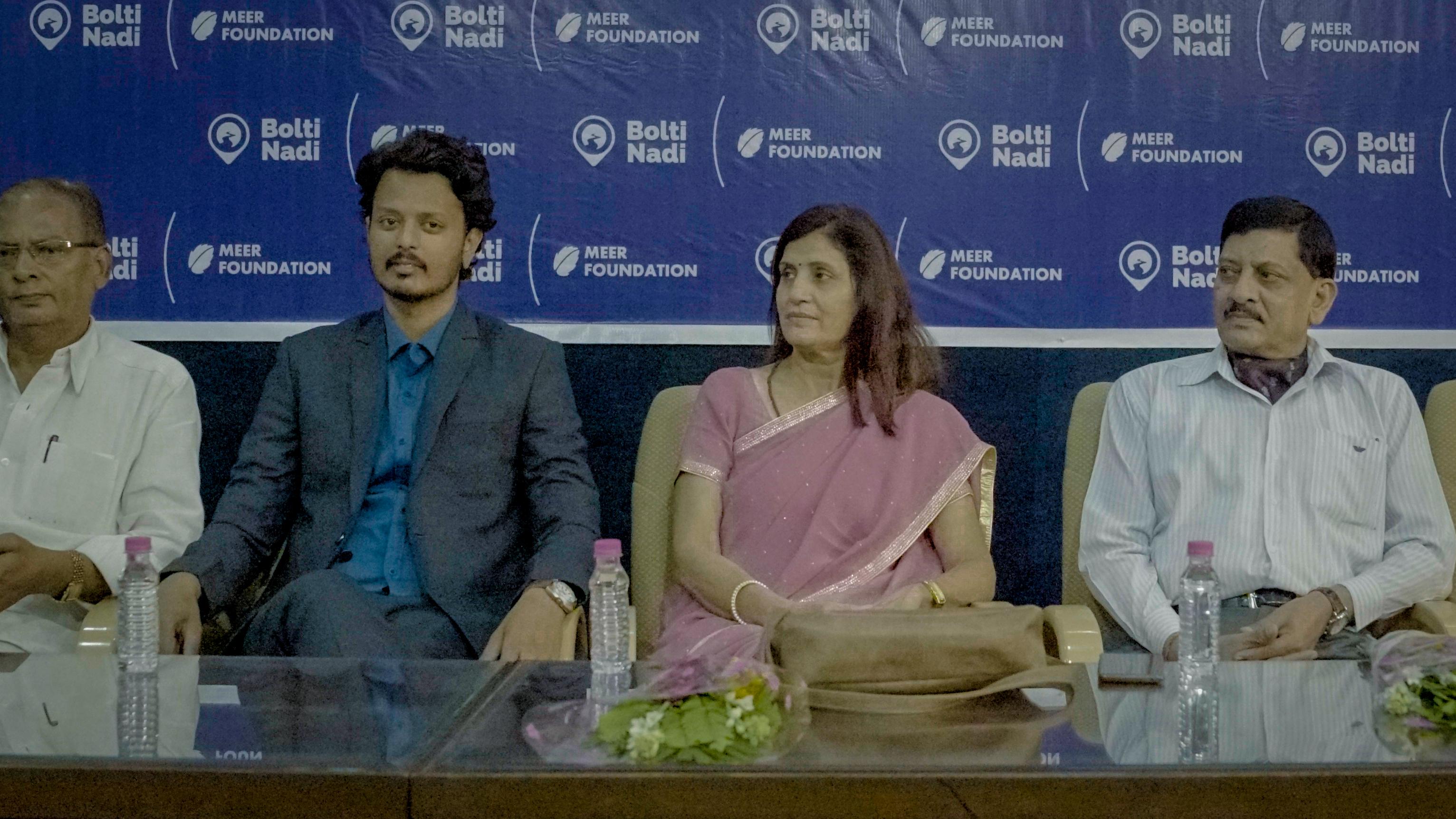 Meer Foundation's Bolti Nadi Conclave 2019 Amir Hashmi Kavi Meer Ali Meer