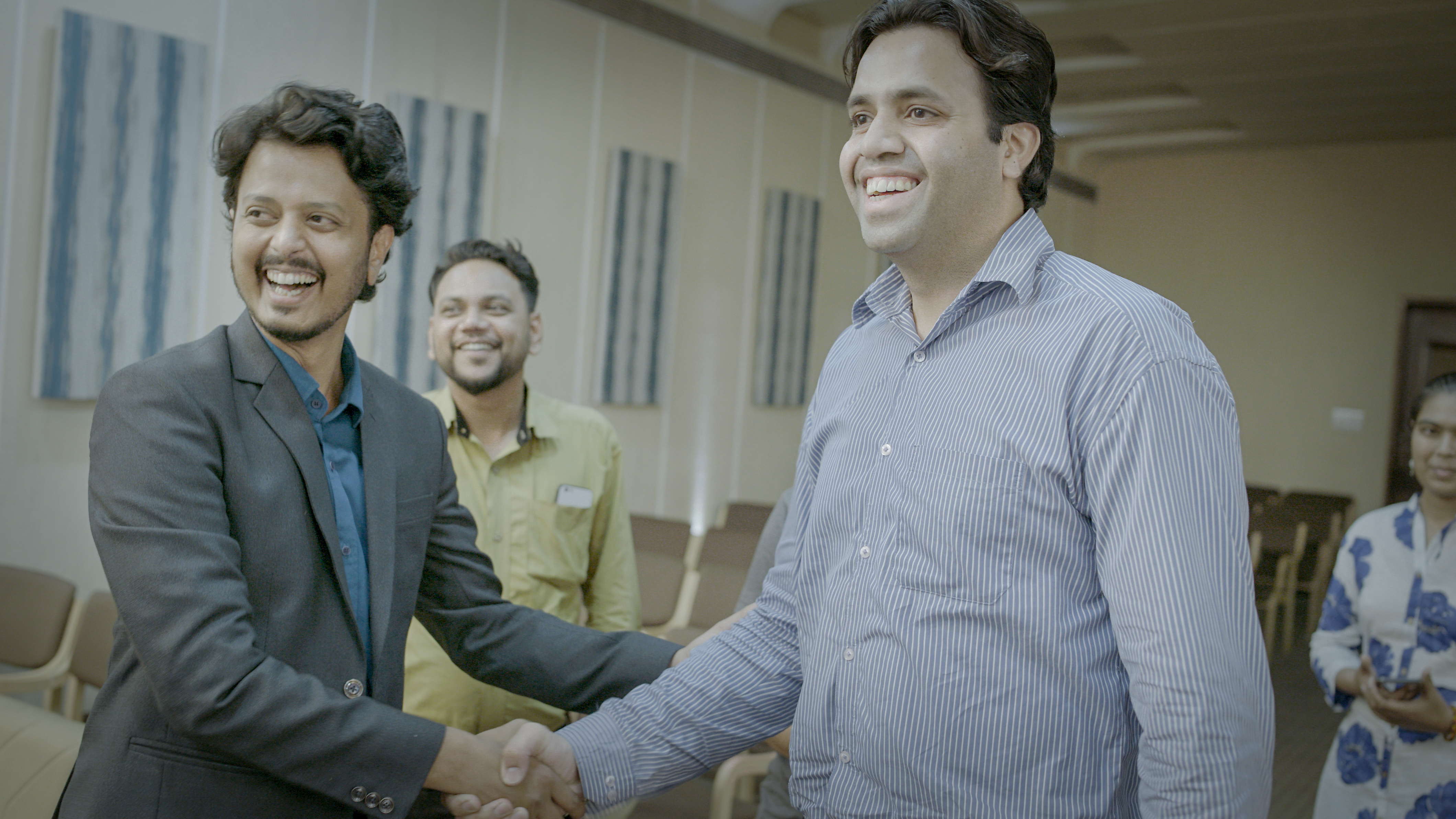 Meer Foundation's Bolti Nadi Conclave 2019 Amir Hashmi