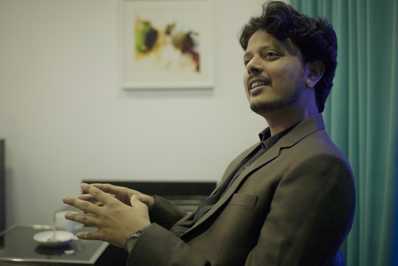 Amir Hashmi Bollywood Cooperate