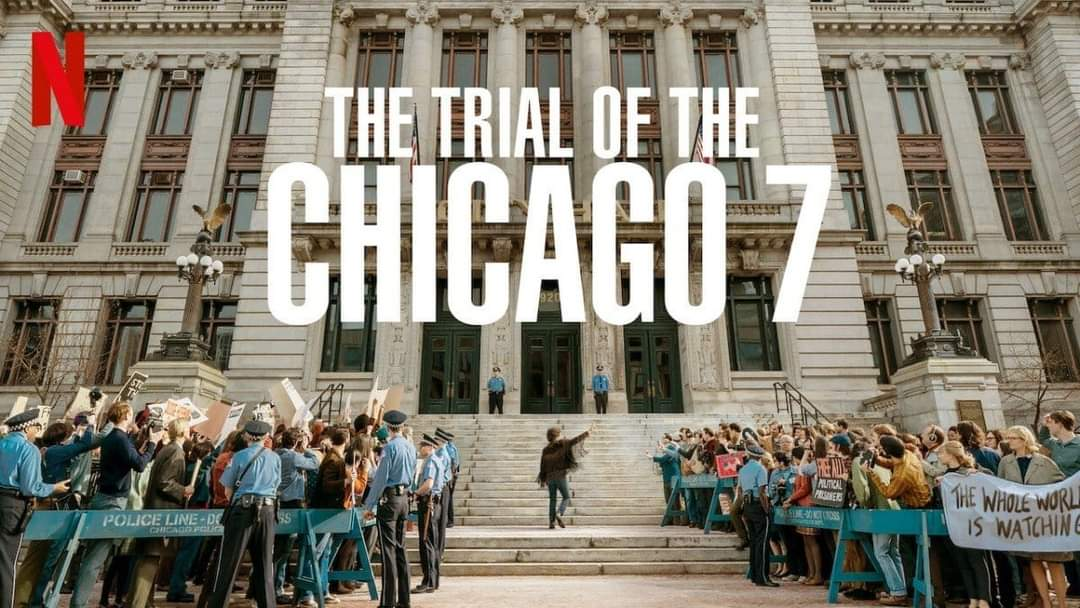 Review The Trial of The Chicago 7