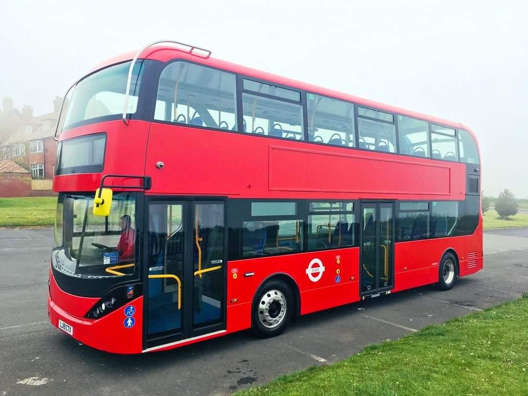 Mumbai Best Bus Brand New